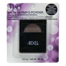 Ardell Brow Defining Powder (Medium Brown) 2.2g