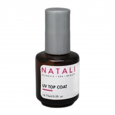 Natali UV Top Coat 1/2oz