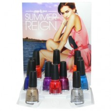China Glaze Summer Reign Collection 2017 (12 Pieces)