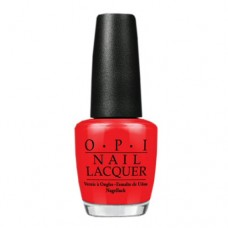 OPI N25 Big Apple Red