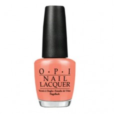 OPI N58 Crawfishin for a Compliment
