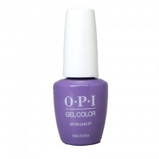OPI Gel Polish B29 Do You Lilac It