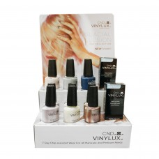 CND Vinylux Glacial Illusion Collection 2017 (14 Pieces)
