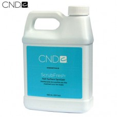 CND Shellac Scrub Fresh Cleanser 946ml/32oz