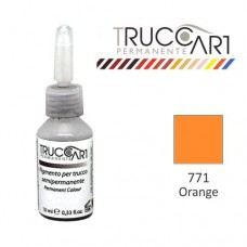 Truccart Tattoo Pigment For Correction (Orange)