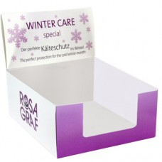 Rosa Graf Winter Care Special Tube Display