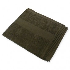 "Hand Towel Bleach Resistant 16x27"" (Brown)"