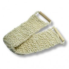 Sisal Belt Coarse with Wooden Handle (TI7570)