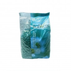Italwax Hot Film Hard Wax in Granules Azulene 1kg
