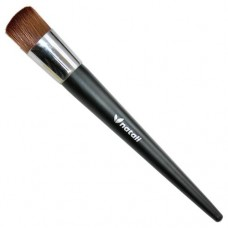 Natali Round Slanted Flat Top Foundation Brush (Synthetic)