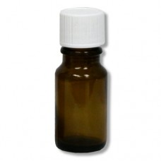 Glass Bottle Essential Oil (Amber) 10ml/0.33oz