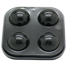Four-Ball Firm Rubber Attachment (For EQ0092)