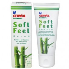 Soft Feet Scrub with Bamboo 40ml