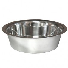 Stainless Steel Pedicure Bowl 13.5x4.5""