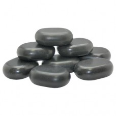 Hot Basalt Medium Palm Stones (8/Pack)
