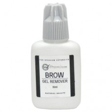 Eyebrow Extensions Remover Gel 20ml