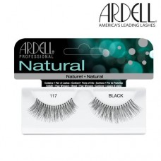 Ardell Natural Lashes #117 (Black)