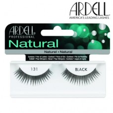 Ardell Natural Lashes #131 (Black)