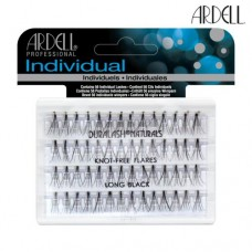 Ardell Individual Lashes Pack - Black Flare Knot-Free (Long)