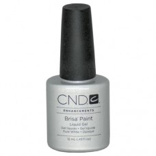 CND Brisa Pure White Opaque Sculpting Gel 12ml/0.43oz