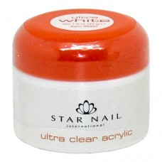 Star Nail Ultra Acrylic Powder (White) 1.6oz