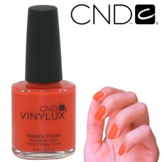 CND Vinylux #112 Electric Orange