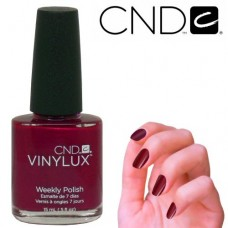 CND Vinylux #139 Red Baroness