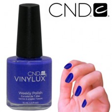 CND Vinylux #238 Blue Eyeshadow