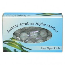 Algae Scrub Soap 150g/0.33lbs