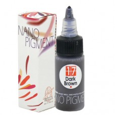 Bella Tattoo Pigment (Dark Brown) 20ml