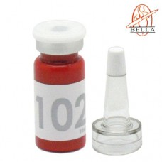 Bella Vivid Pigment #102 (Dolce Red) 10ml