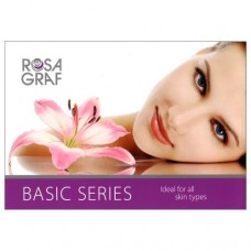 Rosa Graf Basic Ampoules Flyer (25 Pieces)