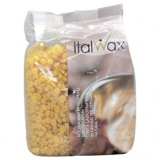 Italwax Hot Film Hard Wax in Granules Natrual 1kg