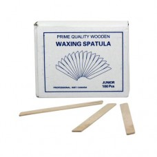 Small Wooden Waxing Spatula - AccuEdge (100/Box)