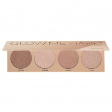 MOIRA Glow Me Hard Highlighting Palette 4pcs