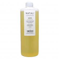 Massage Oil (Yellow) 1L