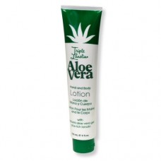 Aloe Vera Hand & Body Lotion 6oz