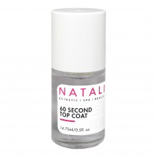 Natali 60 Second Top Coat 1/2oz