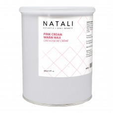 Pink Cream Warm Wax 800ml/27oz