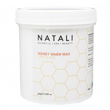 Honey Warm Wax (Plastic Jar) 470ml/15.8fl.oz