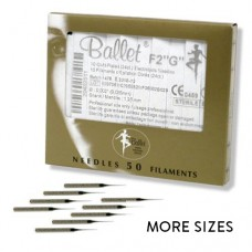 Ballet Needle Gold (50/Box)