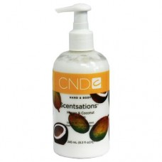 CND Hand & Body Lotion (Mango & Coconut) 245ml/8.3oz