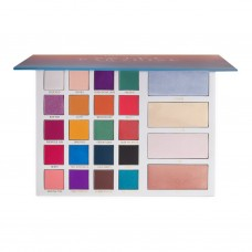 MOIRA Sweet Paradise Destiny Eye & Face Palette Eyeshadow 20+ Blush 4