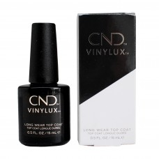 CND Vinylux Top Coat 0.5oz