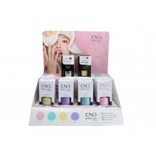 CND Chic Shock Shellac Collection (12 Pieces)
