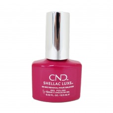 CND Shellac Luxe Pink Leggings