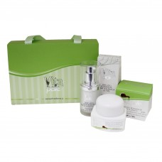 GIFT SET Snail Slime Serum with 75% 15ml+Cream 31% 50ml