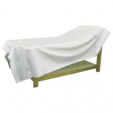 "Poly/Cotton Bed Sheet Flat 54""x90"""