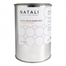 Beige Cream Warm Wax 20fl.oz