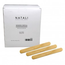 Natali Wooden Spatula (500/Box)